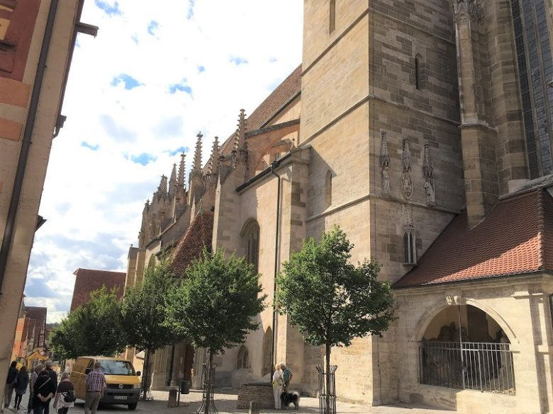 聖ヤコブ教会の外観